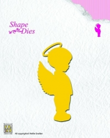Shape Dies Angel-boy  SD073