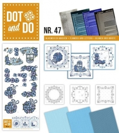Dot and Do 47 - Cozy winter