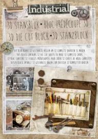 Stansblok Industrial 09