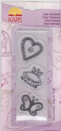 Clearstamp Lovely 0507