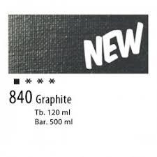 Amsterdam Acrylverf 120ml  840 Graphite
