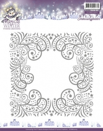 Embossing Folder - Yvonne Creations - Magical winter YCEMB10005