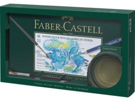Faber Castell Aquarelpotlood Albrecht Dürer Set 36 stuks (FC-217505)