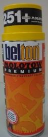 Molotow premium 400ml signal Yellow 004