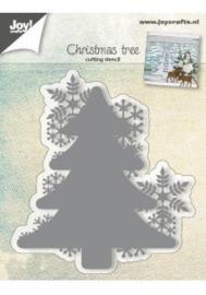 Joy! Snijmal kerstboom 6002/0682