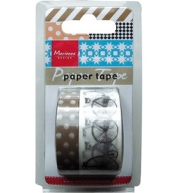MD Paper Tape Bicycles PT2307