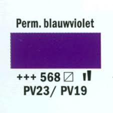 Amsterdam Acrylverf 120ml 568 Perm Blauwviolet