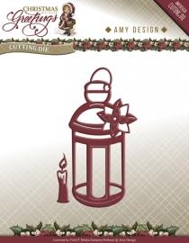 Die - Amy Design - Christmas Greetings - Lantern ADD10070