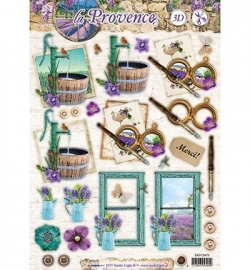 A4 Stansvel - La Provence nr.479