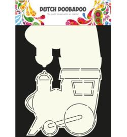 DDD Card Art Train 470.713.611