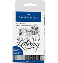 "Faber-Castell ""All You Need"" Hand-Lettering Pens Starter Set"