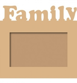 Joy Crafts - Photoframe family 6200/0163