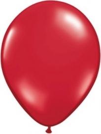 Ballonnen rood 10st