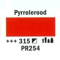 Amsterdam Marker 8-15mm 315  Pyrrolerood