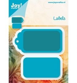 Joy!  Cutting - Labels & Tags 6002/0348