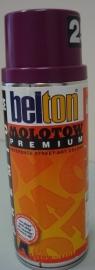 Molotow premium 400ml Macrew Purple 062