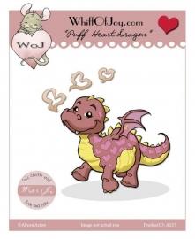 WhiffOffJoy Puff-hearts Dragon