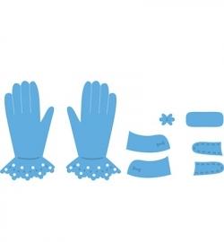 Marianne Design  Creatables - Tiny's Gloves LR0336