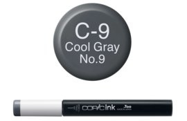Copic Ink refill Cool Gray C-9