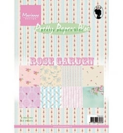 MD Pretty Papers Rose Garden PK9102