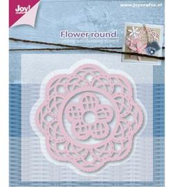 Joy! Snijmal Mery's bloemen rond (2st) 6002/0595