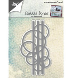 Joy Crafts » Cutting & Embossing Bubbels rand 60020519