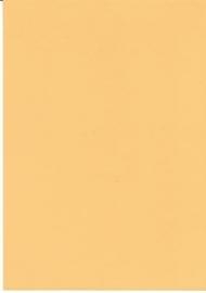 A5 hobbykarton 200gr zonnebloemgeel 10st
