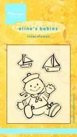 Clear stamps Eline`s babies EC0084