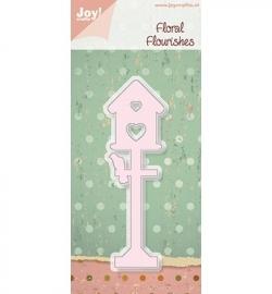 Joy Floral Flourishes Die 6002/0195