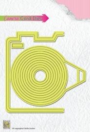 NS Camera Card Dies - Camera-1 CCD001