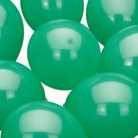 Ballonnen groen 10 st