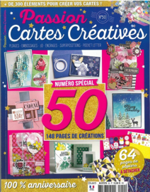 Passion Cartes Creatives 50  FR