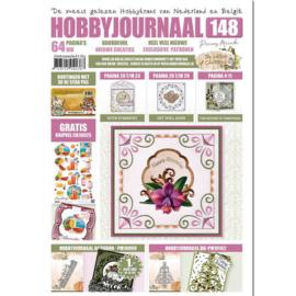 Hobbyjournaal 148 + knipvel