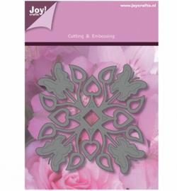 Joy!Snijmal vlinder 1201/0093