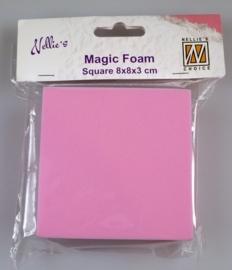 Magic Foam blocs square 8 x 8 x 3cm