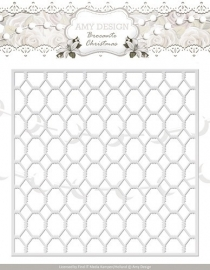 Die - Amy Design - Brocante Christmas - Wire Frame ADD10031