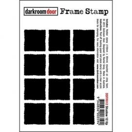 Frame Stamp - Shadow 12 Up DDFR012