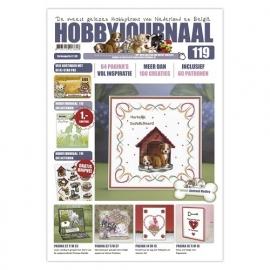 Hobbyjournaal 119 + knipvel