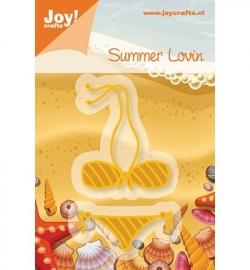 Joy Cutting & Embossing Bikini 6002/0179