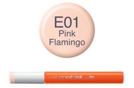 Copic Ink refill Pink Flamingo E01
