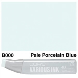 Copic INK B blue