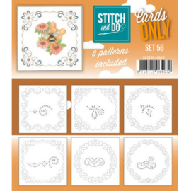 Stitch & do 56 Cards Only