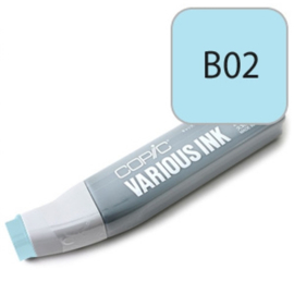 Copic Ink refill Robin's Egg Blue B02