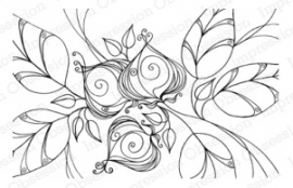 IO Elegant Flowers J2153