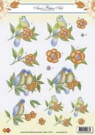 Ann`s paper art CD10111