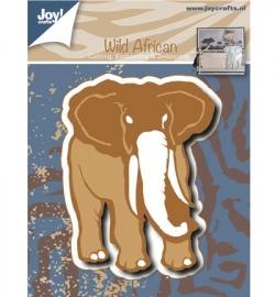 Joy!Craft Cutting, Embossing & Debossing - Olifant 6002/0477