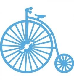 Creatable LR0262 Vintage bicycle