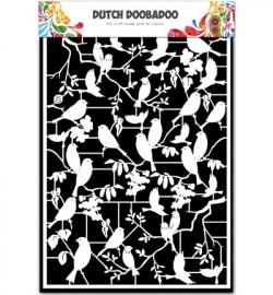 DDD Paper Art Birds 472.948.039