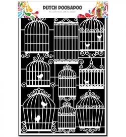 DDD Paper Art A5 Birdcages 472.948.038