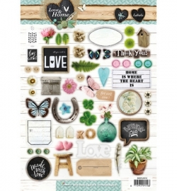 SL Love & Home nr.510 Stansvel